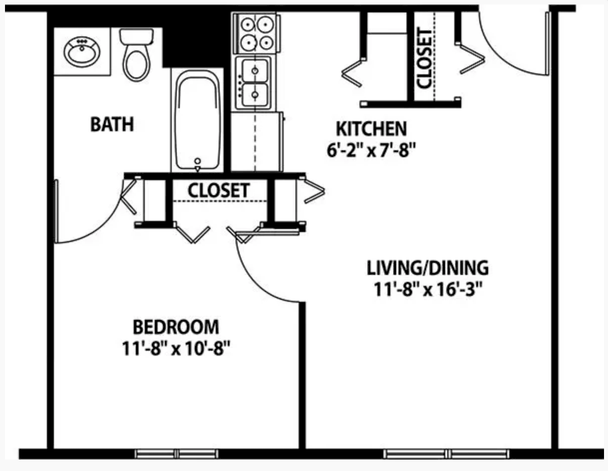 Evergreen Floor Plan